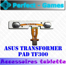 ASUS Transformer TF300 boutons nappe cable volume button flex cable son sound