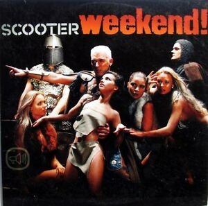 Scooter-weekend-2003-2-tracks-CARDSLEEVE-Maxi-CD
