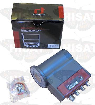 Inverto Black Pro C120 Quad LNB