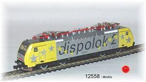 Minitrix 12558 - Locomotive Électrique # Neuf Emballage D'origine