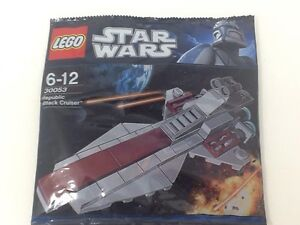 Lego-30053-Star-Wars-Republic-Attack-Cruiser-Polybag-NEW