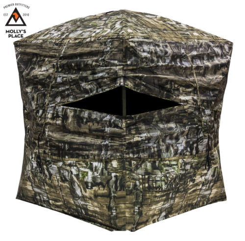 New 2018 Primos Double Bull Surroundview 360 Blind Truth Camo Model #65150