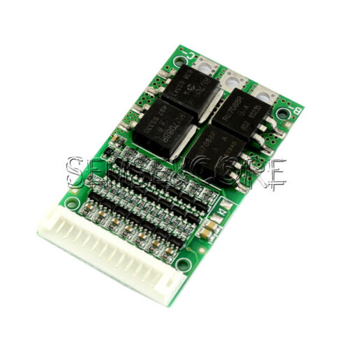 25A BMS 6S 7S 8S 9S 10S 13S 3.7V 18650 Polymer Lithium Battery Protection Board