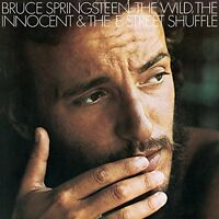 Bruce Springsteen Wild, the innocent & the E Street shuffle (1973) [CD]