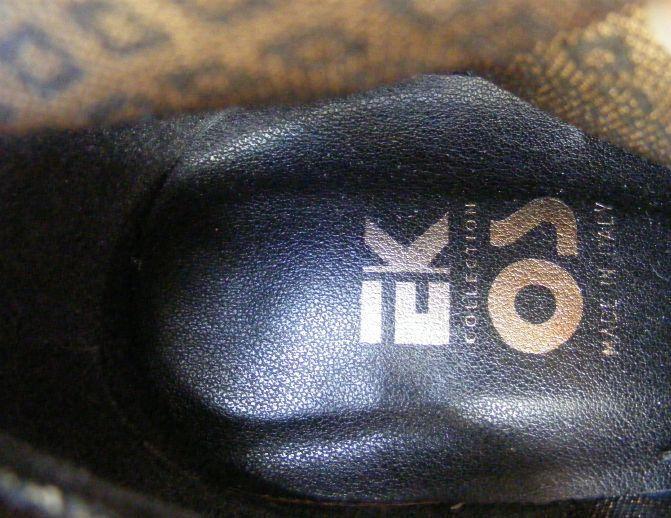 Rarität - Luxuriöse EK OS echtes Collection Stiefel Gr. 37 echtes OS Leder TOP 05b27d