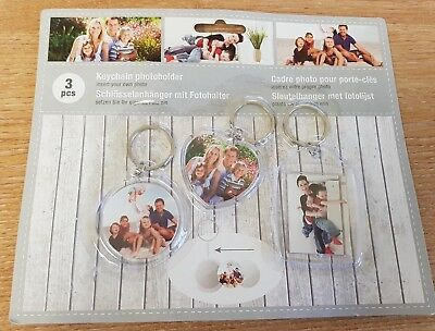 3er Packung Make Personalisiert Schlüsselanhänger Geschenkset Weihnachtsstrumpf Sparen Sie 50-70%