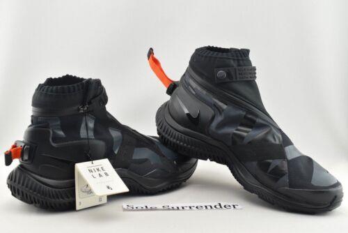 Nike NSW Gaiter Boot - CHOOSE SIZE - AA0530-001 Triple Blackout Lab Orange ACG supplier