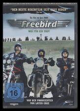 DVD FREEBIRD - WAS FÜR EIN TRIP - ROADMOVIE - BIKERFILM - BIKER *** NEU ***