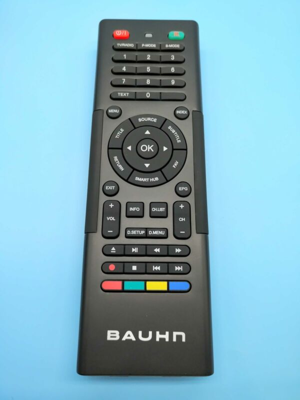 Remote Control For BAUHN ATVU48-1015 ATV-565-071B B49-64UHDF-1116 Smart LCD HDTV