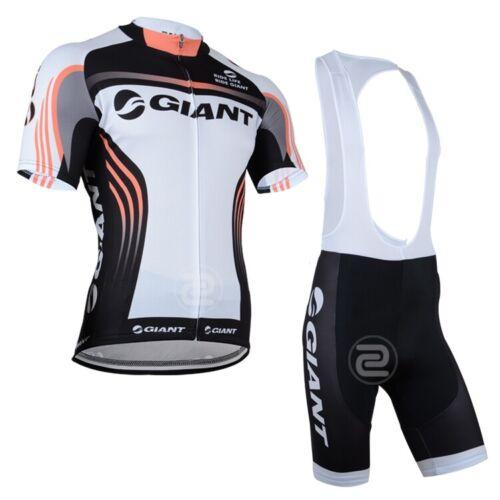 Classic Style Mens Cycling Jersey Cycling Short Sleeve Jerseys /& Bib Shorts Set