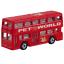 Takara-Tomy-Tomica-095-No-95-London-Bus miniatura 1