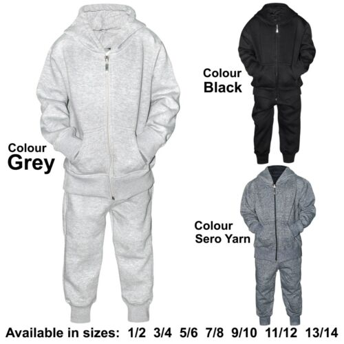 16sixty NEW ESSENTIAL KIDS AND ADULTS MATCHING TRACKSUITS JOGGING SUITS 1660