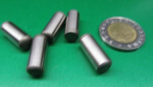 """40 Pieces .001/"""" Oversized Alloy Steel Dowel Pins 5//16/"""" Dia x 3//4/"""" Length"""