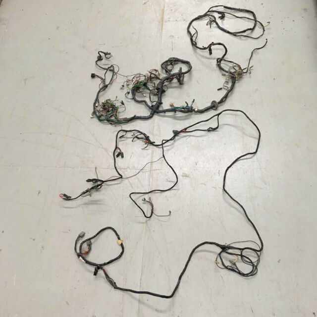 Original 1974 Triumph Spitfire Wiring Harness Main and ...
