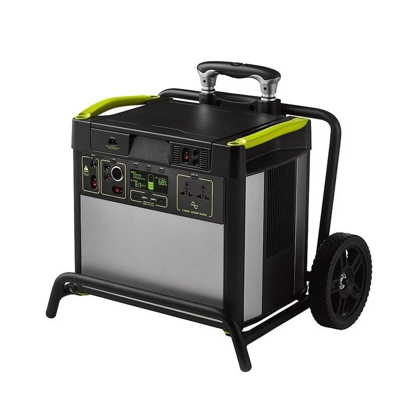 Goal Zero Yeti 3000 Lithium Portable Power Station - Large Battery Generator