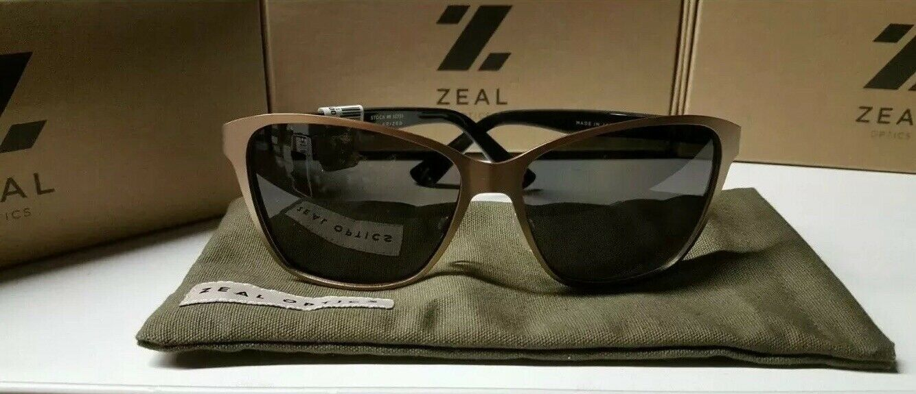 SFX Replacement Sunglass Lenses fits Zeal Brewer 58mm Wide