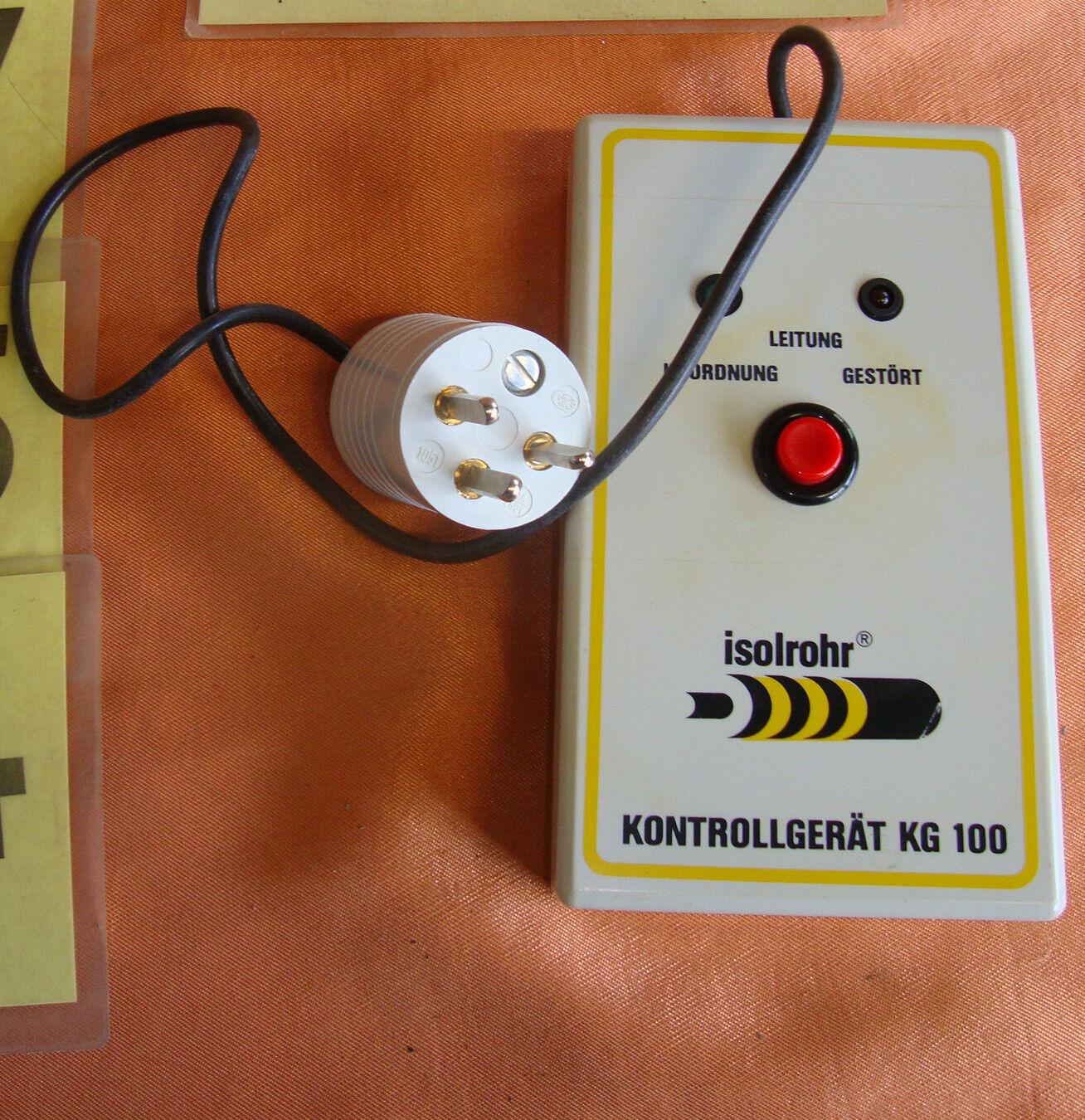 Isolrohr Kontrollgerät KG 100      3754  | Genial  b7f004