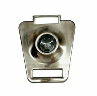 Keystone Door Viewer Satin Nickel Finish, Peephole Wide Angle, Easy To Install,