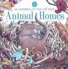 Lift-the-Flap: Animal Homes by Judy Tatchell (2004, Paperback)