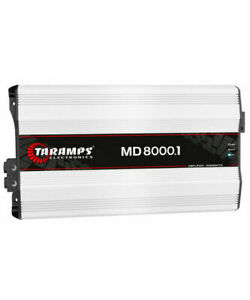 TarampsMD 8000.1 1 Ohm HM 8000W Mono Amplifier