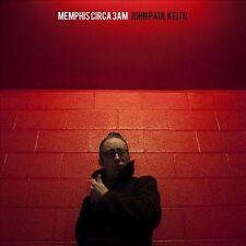 Memphis Circa 3AM [Digipak] * by John Paul Keith (CD, Sep-2013, Big Legal...