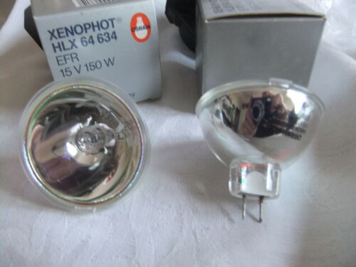 Projector bulb lamp A1//232 15V 150W EFR GZ6.35 .... 28  fx