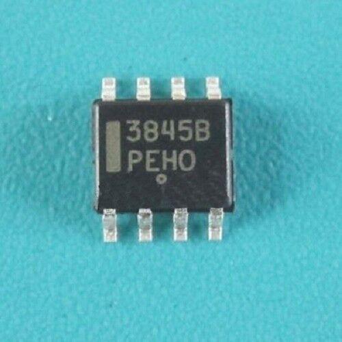 UC3845B 3845B SMD Convertitore DC-DC PWM controller 1A SO8