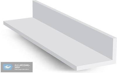 Alu Winkel bis 2 m Aluprofil L Profil Aluminiumprofil Winkelprofil Aluminium
