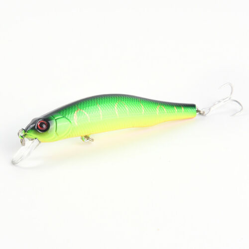 1Pc Fishing Lures Sinking Minnow Wobblers Crankbait 10cm 11.7g Hard Baits 2#BLY