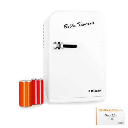WHITE 15L THERMOELECTRIC MINI FRIDGE CHILL COOLER WARMER *FREE P&P SPECIAL OFFER