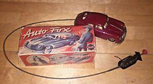 Gescha-Auto-Fox-Porsche-still-in-original-box-and-very-RARE