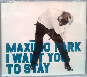 Maximo Park  I Want You To Stay Collectable Promo One Track CD Single CD - Loughborough, Leicestershire, United Kingdom - Maximo Park  I Want You To Stay Collectable Promo One Track CD Single CD - Loughborough, Leicestershire, United Kingdom