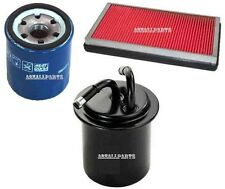 For Subaru impreza 1.6 1.8 2.0 98 99 00 01 02 03 04 05 Service Parts Filter Kit