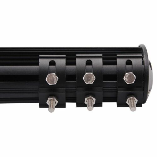 28INCH 180W LED SPOT/&FLOOD COMBO BEAM LIGHT OFFROAD 4WD BAR+WIRING KIT US