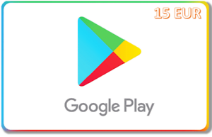 Google Play Gift Card 15 Eur Activation Only On German Accounts Ebay