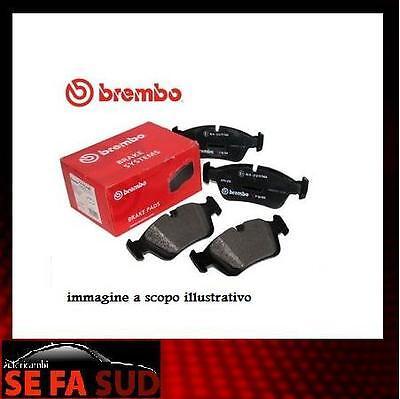 KIT 4 PASTIGLIE FRENO BREMBO POSTERIORI P85020
