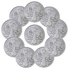 2017 Austria 1.5 Euro 1 oz. Silver Philharmonic - Lot of 10 Coins SKU44897