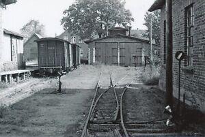 altes sw Foto Waggons Altenkirchen 14.09.1969 ca. 10x15cm mg2-2460f