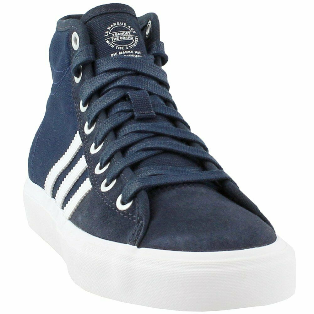 Adidas MATCHCOURT HIGH RX  - Navy - Mens