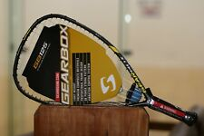 GEARBOX GB125 170G  Racquet Black and Yellow Color