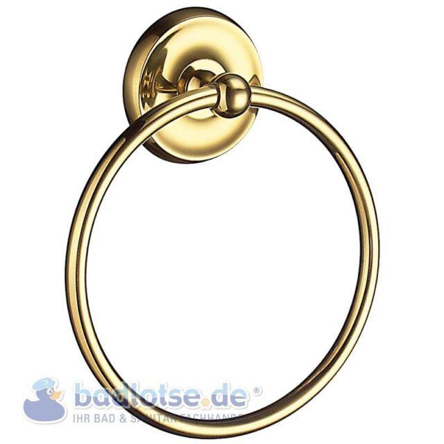 Smedbo HOUSE Handtuchhaken RV355 Gold