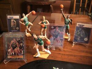 1988 Starting Lineup Larry Bird Kevin McHale Parish Havlicek Boston Celtics SLU