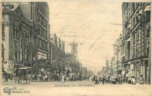1906-Sixteenth-Street-Omaha-Nebraska-undivided-postcard-9326