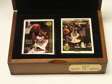 1992 Basketball Classic Gold Shaquille O'Neal Autograph set 8251 of 8500  SHAQ