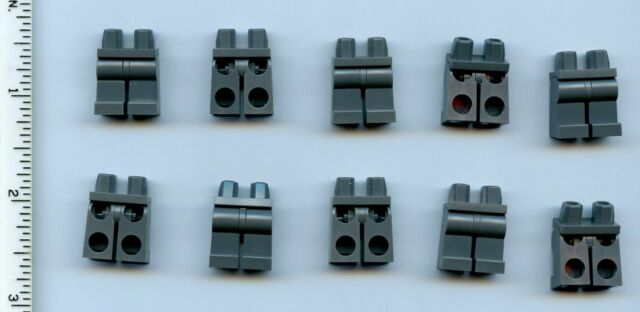 Minifigure Legs Assembly Sand Red Hips and Legs 970c00 NEW LEGO Parts