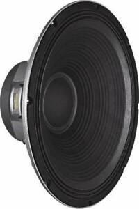 Selenium 18ws600 18 Caisson De Basse & Mid Bass Professional Sound, 8 Ohm, 1200-afficher Le Titre D'origine 3qyxixvj-07171638-341292171