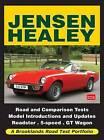 Jensen Healey Road Test Portfolio by Brooklands Books Ltd (Paperback, 2010)