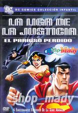 Justice League - La Liga de la Justicia: El Paraiso perdido en Español Latino