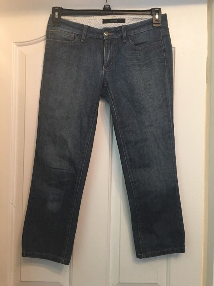 JOE'S JEANS 699 bluee Cropped Jeans Size W 26