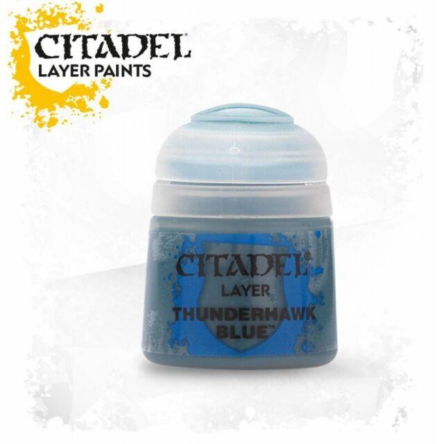 Citadel Layer - Thunderhawk Blue